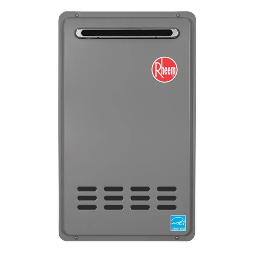 Rheem RTG-64XLN 6.4 GPM review